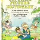 The Golden Picture Dictionary HILARY KNIGHT illus.