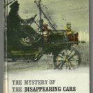 Mystery of the Disappearing Cars CORA CHENEY hc 1964