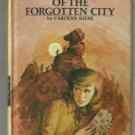 Nancy Drew SECRET OF FORGOTTEN CITY hc 1975 1st?
