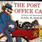 The Post Office Cat hcdj GAIL HALEY 1976 1st pr