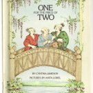 One for the Price of Two CYNTHIA JAMESON Japanese tale