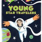 Young Star Travelers ASIMOV hcdj KIDS IN SPACE TRAVEL