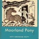 Moorland Pony HETTY BURLINGAME BEATTY 1961