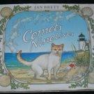 Comet's Nine Lives JAN BRETT Nantucket cat 1996 1st pr.