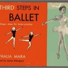 Third Steps in Ballet THALIA MARA 1957 BASIC ALLEGRO