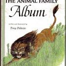 The Animal Family Album TONY PALAZZO 1967 wonderful ill