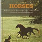 Marguerite Henry's ALL ABOUT HORSES deluxe edition 1967