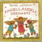 Angels Angels Everywhere TOMIE dePaola 1st pr COUNTRY