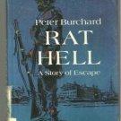 Rat Hell A STORY OF ESCAPE Peter Burchard hcdj Civil Wa