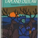 Lapland Outlaw ARTHUR CATHERALL hc 1966 super clean