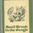 Basil Brush in the Jungle PETER FIRMIN hcdj 1970