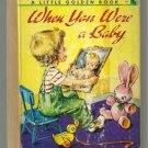 When You Were A Baby LGB Rita Eng CORINNE MALVERN 1949
