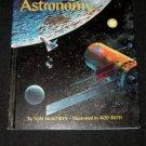 Album of Astronomy TOM McGOWEN Rod Ruth 1984 homeschool