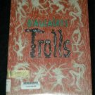 D'Aulaires' TROLLS hcdj 1972 first edition