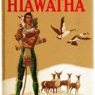 The Story of Hiawatha ARMSTRONG SPERRY illus. 1951 HC