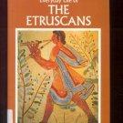 Everyday Life of the ETRUSCANS hcdj Macnamara 1973