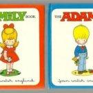 JOAN WALSH ANGLUND rare boxed set EMILY & ADAM 3 books
