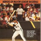 GRAND SLAM - Book Heroes of Baseball Book Paperback