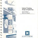 SOFTDESK V 7.5 AUTO-ARCHITECT REFERENCE MANUAL BOOK