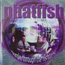 PHATFISH CD PURPLE THROUGH THE FISHTANK CD MUSIC phat phish CD