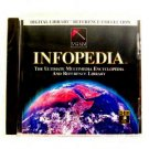 INFOPEDIA ENCYCLOPEDIA CD-ROM INFORMATION EDUCATIONAL