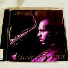 DAVID CARR JR. JAZZ CD - SOUNDS OF INNOSENSE SAXAPHONE