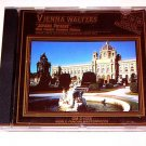 JOHANN STRAUSS VIENNA WALTZES CD PETER FALK CONDUCTOR classical music cd straus