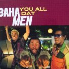 BAHA MEN TECHNO RAP music cd - You All That - album cd
