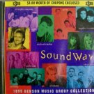 SOUNDWAVE cd Christian Music 4HIM THREE CROSSES NOUVEAU songs on CD