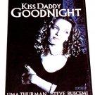 Kiss Daddy Goodnight Uma Thurman DVD Thriller suspense dvd movie