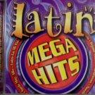 LATIN MEGA HITS MUSIC CD WANNABEEZ songs music on cd