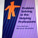 Problem Solving in the Helping Professions - business advice tips paperback book
