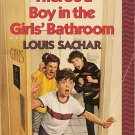 THERE'S A BOY IN THE GIRLS BATHROOM BOOK LOUIS SACHAR