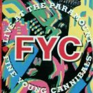 FYC FINE YOUNG CANNIBALS cassette CONCERT LIVE AT THE PARAMOUNT VHS