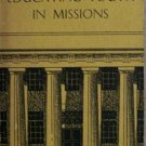 1960 Educating Youth Missions 1960 book MCMURRY