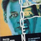 THE HIDDEN Sci-Fi Cime vhs Detective vhs Mystery vhs