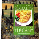 FOOD OF TUSCANY ITALIAN cookbook cooking food recipes meals cook book