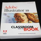 Adobe Illustrator 10 Classroom book computer technology manual instruction instructional book