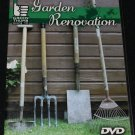 Garden Renovation dvd garden gardening lawn yard plants full movie dvd video garden dvd gardener dvd