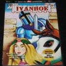Ivanhoe vintage cartoon DVD animation animated movie ivanho ivan ho dvd