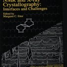 NMR X Ray Crystallography Interfaces Challenges American Crystallographic Association x-ray xray