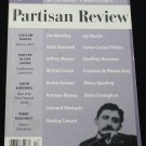 Partisan Review Winter 2001 political politics quarterly