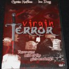 VIRGIN TERROR HORROR FILM scary horror good horror movie horror story dvd cinema terror film dvd