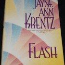 Flash - romance thriller suspense book novel romantic hardcover Jayne Ann Krentz reading fiction
