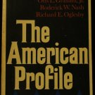 The American Profile history paperback book by Graham Nash Oglesby