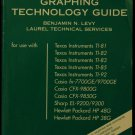 Graphing Technology Guide book by Benjamin N. Levy Texas Casio Sharp Hewlett Packard