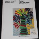 1983 DATA STRUCTURES computer science book by Edward M. Reingold and Wilfred J. Hansen
