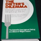 The Dieter's Dilema book Eating less Weighing More diet dieting body weight eat eating book