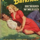 Awake to Darkness 1951 vintage romance paperback Richard McMullen love passion story read book