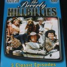 The Beverly Hillbillies Vol. 1 volume one dvd 5 episodes comedy dvd classic tv television shows dvd